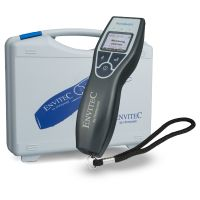 EnviteC AlcoQuant 6020 Austrian Police Breathalyzer with 25 Mouthpcs. and Calibration Voucher