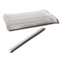 Paper straws suitable for ACE Public/Vision/Agent (VE =100 pcs/single packed in paper)
