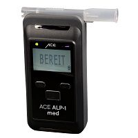 ACE ALP-1 med Breathalyzer (with medical certificate)
