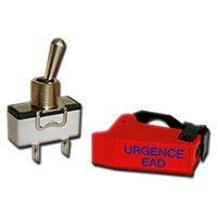 Dräger Interlock Emergency Stop Button, Suitable for Dräger Interlock 5000 or 7000
