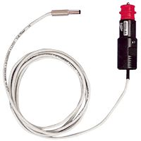Dräger Vehicle Connection Cable 12 V (for connection betw. car socket/cigarette light and Drug Test)